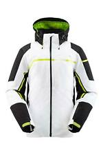 Spyder Titan Gore-Tex Ski Jacket - Men's - X-Large, White