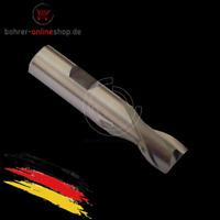 HSS Schaftfräser Stiftfräser für Fräsmaschine (DIN327) Ø 16mm