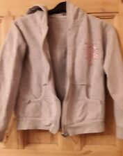 Girls hooded top age 9-10