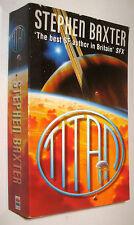 TITAN - STEPHEN BAXTER - EN INGLES