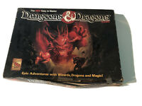 Dungeons and Dragons Board Game Epic Adventure with Wizards, Dragons & Magic