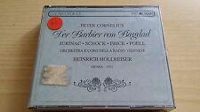 CORNELIUS - DER BARBIER VON BAGDAD - HEINRICH HOLLREISER-2 CD SIGILLATO (SEALED)
