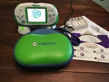 Leapfrog Leapster Explorer With Case And Charger Station