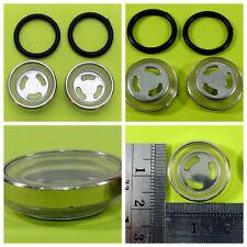 2 x SCHAUGLAS 18 mm Bremsflüssigkeitsbehälter Bremszylinder Roller Chinaroller