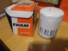 Fram PH2934 Oil Filter Vauxhall Astra Cavalier 1.6D 1.7D Rover SD1 2300 2600