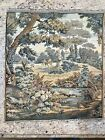"""""""SILVANIA"""" VINTAGE ITALIAN TAPESTRY w/ ORIGINAL LABEL ATTACHED New Condition!"""
