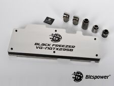 Bitspower Black Freezer GPU Water Block Nvidia Geforce GTX 295 NEW IN BOX
