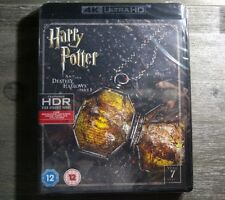 Harry Potter and The Deathly Hallows Part 1 [Year 7] [4K UHD Blu-ray]