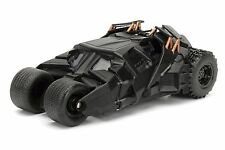 1/32 Jada 2008 The Dark Knight Batman Tumbler Batmobile Diecast Black 98232