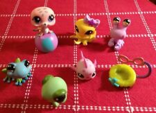 Lps lot Beach Seal 1527 Fish 1139 Crab 1141 Octopus 1146 Turtle Frog Accessories