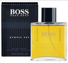 BOSS NUBER ONE 125ml EDT Spray By Hugo Boss Men's Perfume