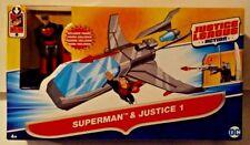 DC Comics Justice League Action Exclusive Figure Superman & Justice 1 New MISB