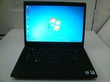 """Dell Latitude E5500 15.4"""" Win 7(160gb*4gb*Core 2@2.00GHz)DVD-ROM*AUT#1992*NR*"""