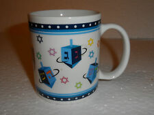 Rare Chanukah Dreidel Mug - Jacob Rosenthal Judaica Collection Susan Fischer Wei
