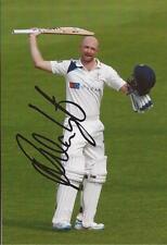 Yorkshire Signed Cricket Memorabilia Photos