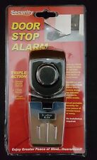 Door Stop alarm portable wireless security system 118db home travel hotel