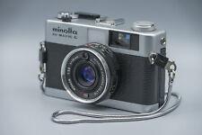 Minolta Hi-Matic G Kamera Sucherkamera -  Rokkor 38mm 1:2.8 Optik