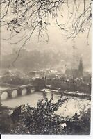 768 Heidelberg 1927  Ansichtskarte Baden Württemberg Postkarte