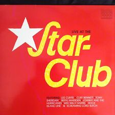 V/A:LIVE AT THE STAR CLUB 1980 Magnum LP MFLP1.058 Lee Curtis, Cliff Bennett etc