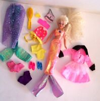 Mattel Barbie Doll Sister 1993 Mermaid Sea Skipper Twins Not Included