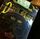 DARK AGES limited edition playing cards deck bicycle THEORY