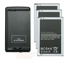 Battery+Docking Station for Samsung Galaxy Note 3  N9005 Wall Charger Accessory