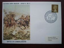 ARMY COVER BATTLE OF ELANDSLAAGTER NATIONAL ARMY MUSEUM GRP 4 COVER 11