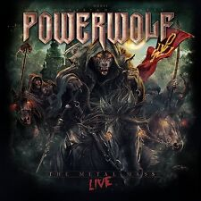 POWERWOLF - THE METAL MASS: LIVE - NEW CD / BLU-RAY