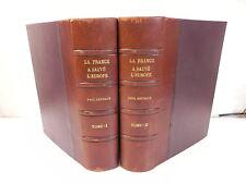 Paul REYNAUD La France a sauvé l' Europe  2/2 1947 guerre ww2