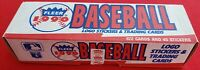 1990 Fleer Baseball Complete Factory Set 672 Cards And 45 Stickers