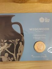 Wedgewood €2 Coin