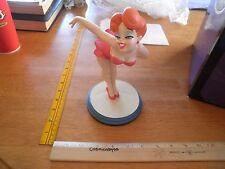 Screwball Classic Cartoons Tex Avery Red Hot Riding Hood #317 statue SCARCE MIB