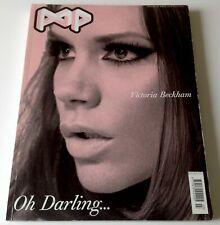 POP Magazine | S/S 2004 | Victoria Beckham | Gisele Bundchen, Lauren Hutton