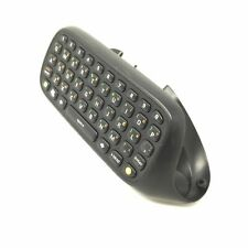 Official Xbox 360 ChatPad Black Controller Keyboard