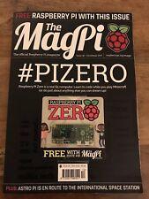 Collectors Edition MAGPI Magazine, Raspberry Pi Zero Computer & New Acrylic Case