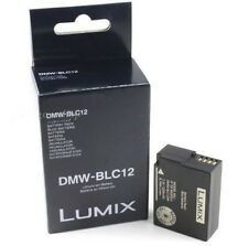 New 1200mAh Battery for Panasonic Lumix G5 G6 GH2 GH2GK FZ200 DMW-BLC12