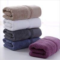 3PCS  Cotton Towels Luxury Soft Towel Hand Bath Thick Towel Bathroom Dry Quick