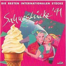 Sahnestücke '91-Die besten internationalen Stücke Kate Yanai, Jimmy Som.. [2 CD]