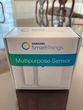 Samsung Smart Things Multipurpose Sensor *NEW* works with IFTTT and SmartThings