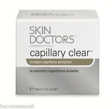 Skin Doctors Capillary Clear 50ml Anti redness Broken capillaries Skindoctors