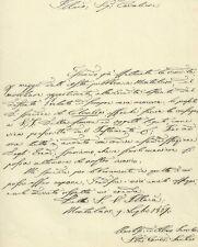 Montalcino - Vendita all'Asta Pubblica 1867