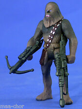 STAR WARS LOOSE POTF RARE WOOKIEE CHEWBACCA MINT CONDITION. C-10+