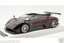 1/18th Pagani Zonda 760 Fantasma Ltd 50pcs by Peako Model, MR, BBR, Autoart