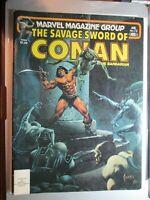 The Savage Sword of Conan the Barbarian #72 (1982) - VF+ [Marvel Magazine Group]