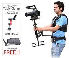 FLYCAM 5000 Fotocamera Steadicam SYS, Comfort Arm & CANOTTA supporto (cinflcm-cmft-kit)