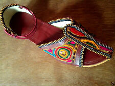 vintage look US 6 to 8 women handmade sandal shoes gladiator sandal ethnic flip