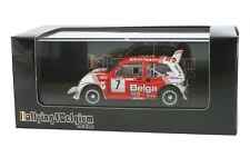 MG Metro 6R4 Belga Duez Lux Ypres Rallye 1986 1:43 IXO Limited Edition 1/999 NEU