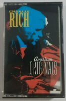 Charlie Rich American Originals Cassette Tape 1989 CBS Records