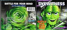 Dyewitness cd album- Battle For Your Mind