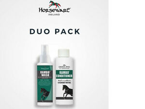 Rambo Rug Wash and Conditioner Duo Pack
